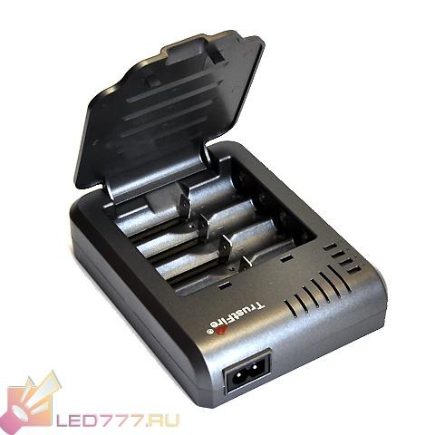 схема зарядного устройства trustfire